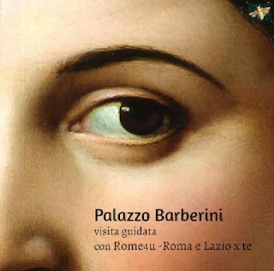 """Palazzo Barberini - Visita guidata con """"apertura a numero chiuso (11 max) con prenotazione obbligatoria da prepagare"""""""