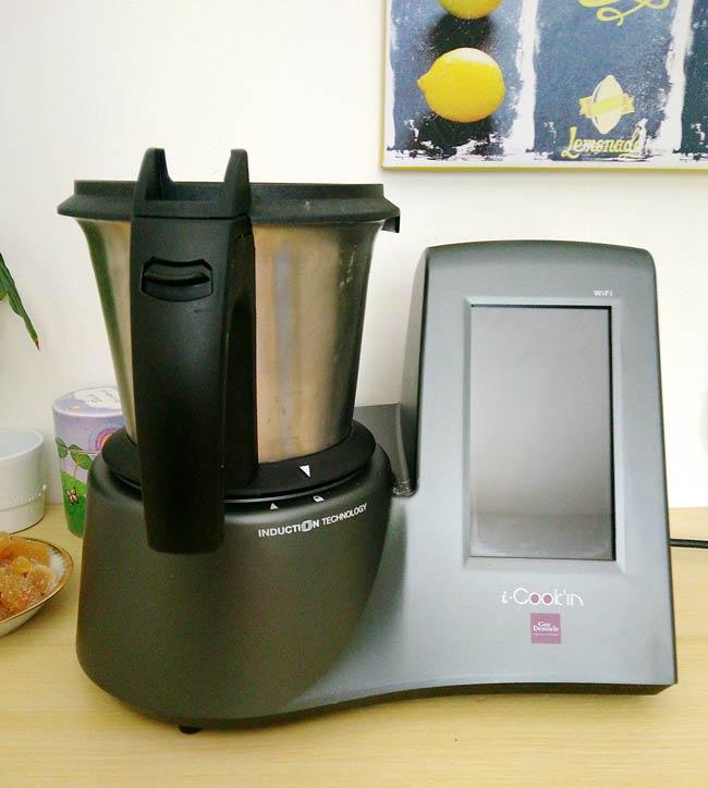 robot i cookin