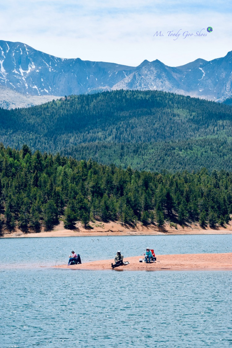 Crystal Reservoir, Colorado Springs | Ms. Toody Goo Shoes