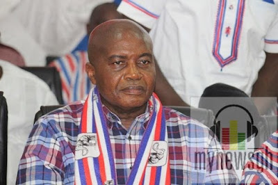 I won't quit until I become NPP Chairman - Stephen Ntim vows