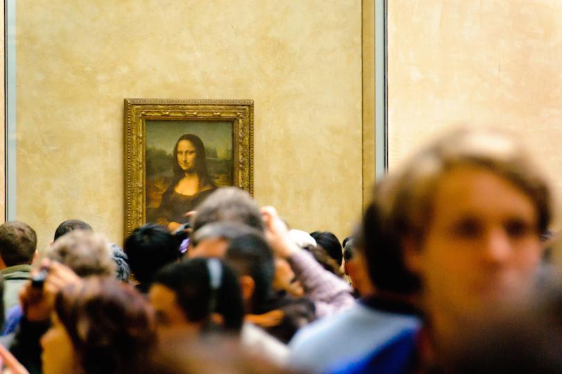 اشهر اللوحات الفنية عبر التاريخ