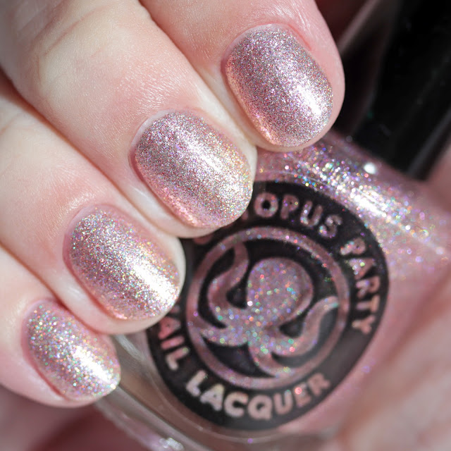 Octopus Party Nail Lacquer Lilith
