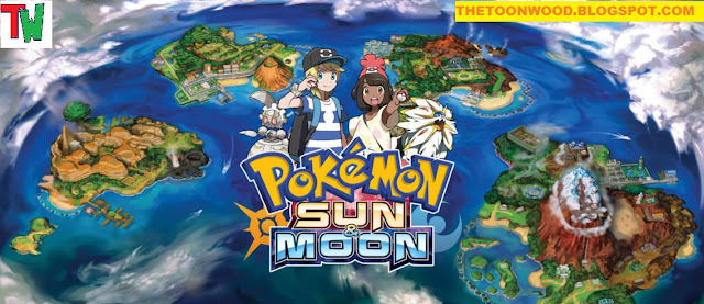 "Watch Online And Download Pokemon New Season Episodes ""Pokemon Sun and Moon"" In Hindi And English Dubbed In 720p,HD  Only On TOONWOOD"