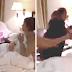 Marido infiel é flagrado e leva surra da mulher, sogra e da amante em motel