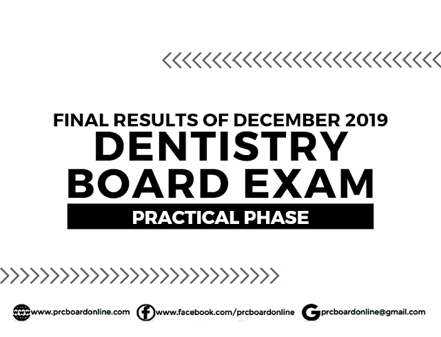 Dentistry Board Exam