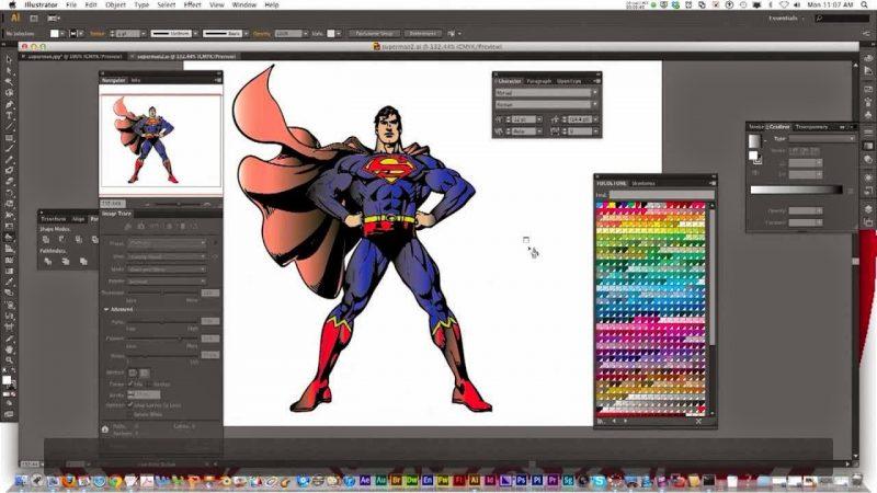 Adobe Illustrator CC 2017 32/64 Bit Free Download For Window 7/8/8.1/10