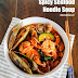 JJAMPPONG (KOREAN SPICY SEAFOOD NOODLE SOUP)