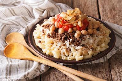 Kushari 1$ Foods Around the World