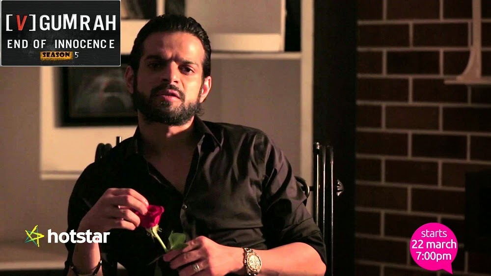 """Gumrah:End of Innocense Season- 5"" Upcoming Channel 'V' Serial Host 