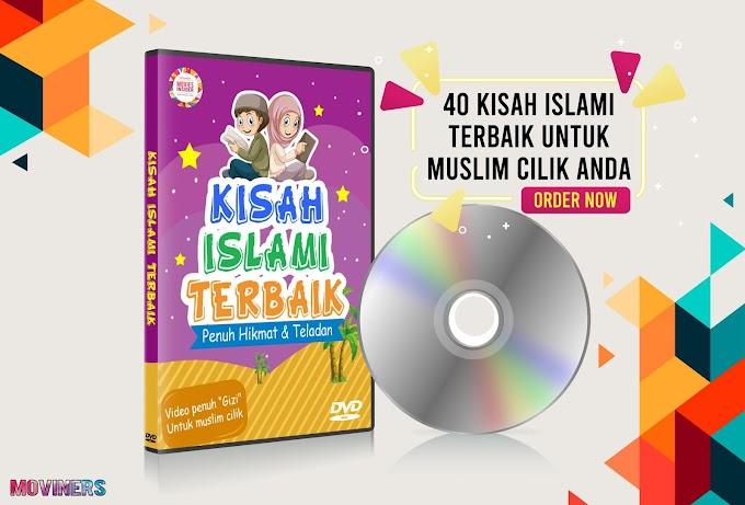 DVD Kisah Islami Anak Terbaik