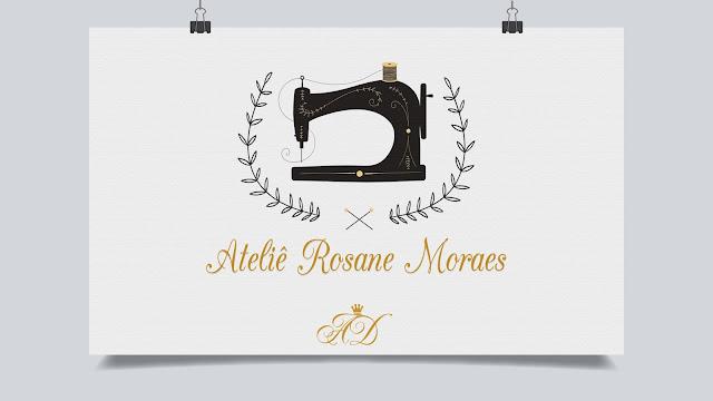 Identidade Visual, cartão de visita e capa p/ facebook Ateliê Rosane Moraes