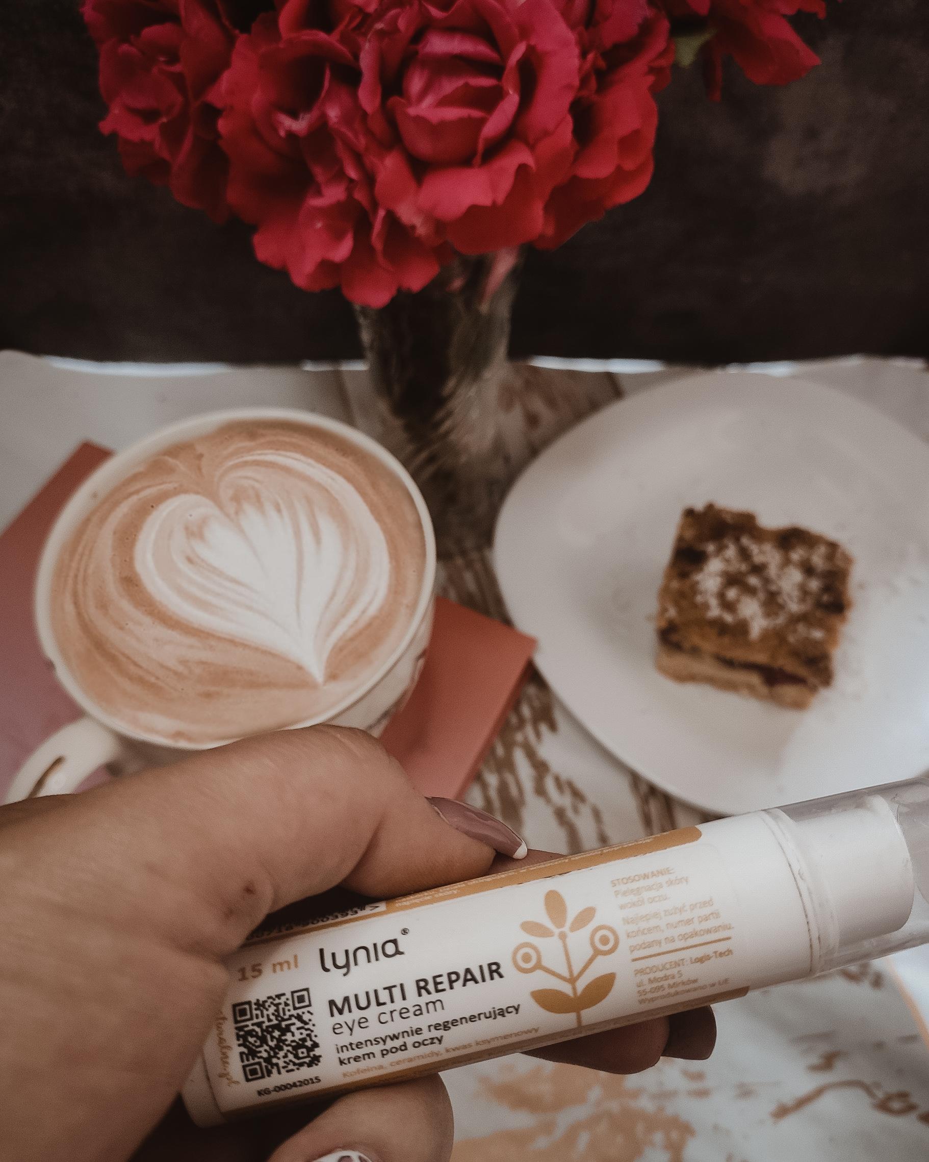 Lynia multi repair Eye cream