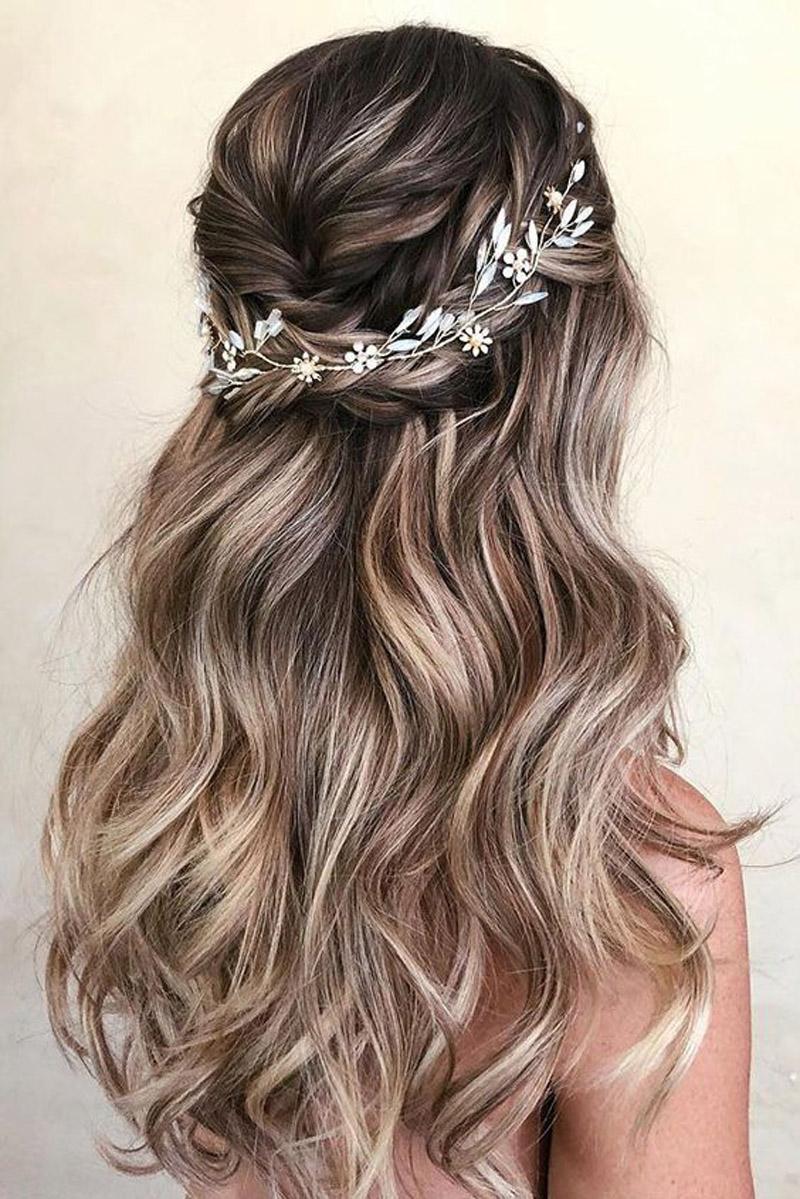 Wedding Hair Color Tips for Brides