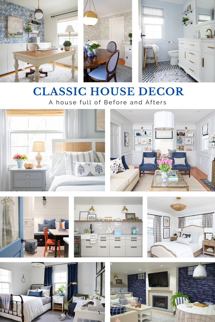classic house decor, traditional house decor, colonial house