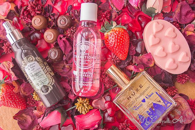 3 aceites corporales y una barrita de masaje para disfrutar de San Valentín.