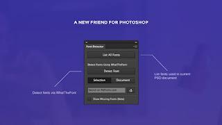 Cách Nhận diện Font từ hình ảnh bằng Photoshop Font Detector