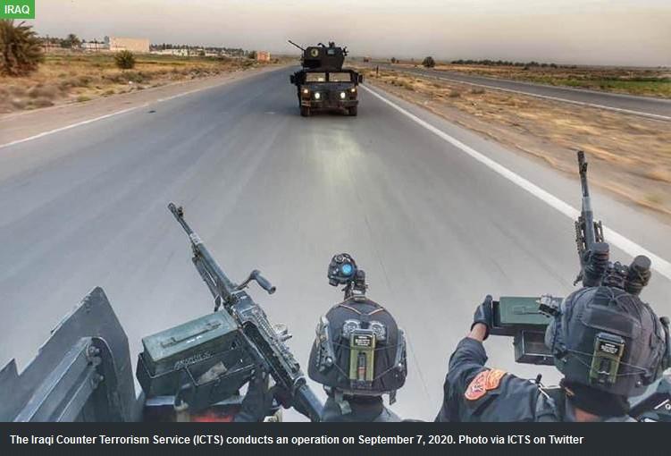 dua militan isis tewas di dafuq irak