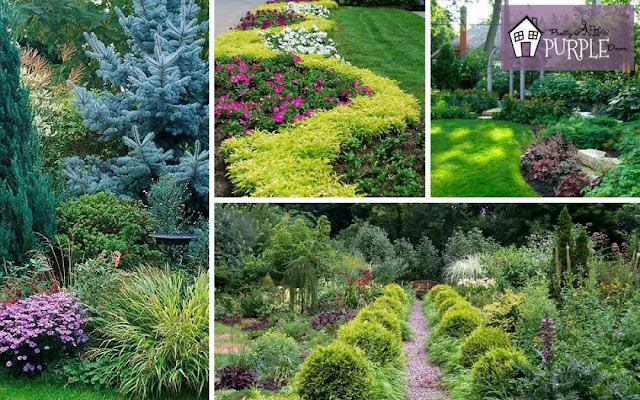 Layering Garden Landscaping