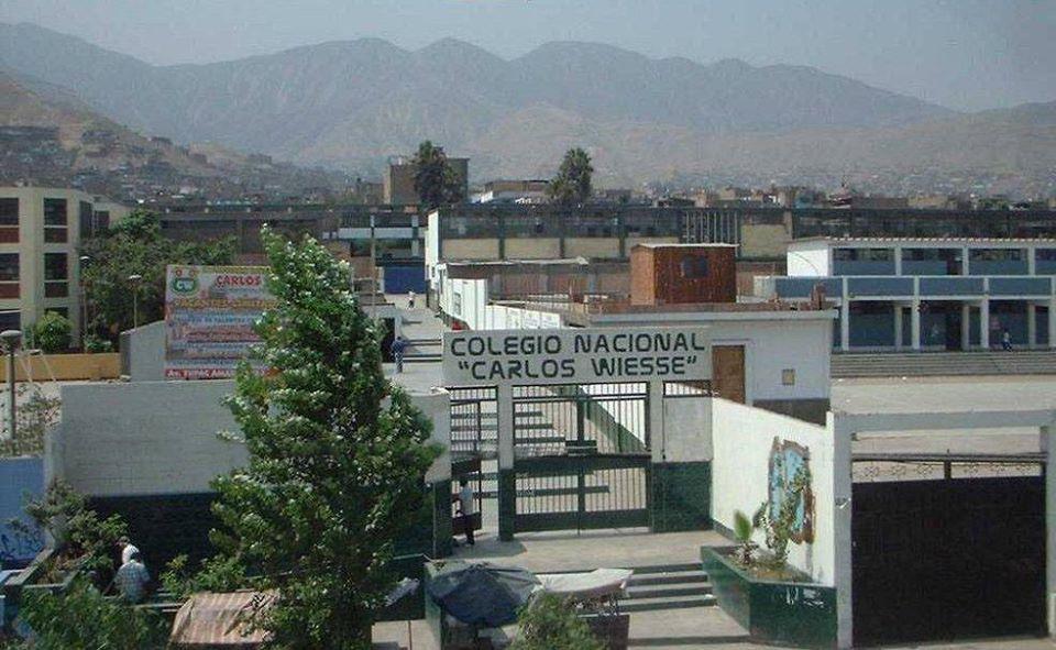 Colegio CARLOS WIESSE - Comas