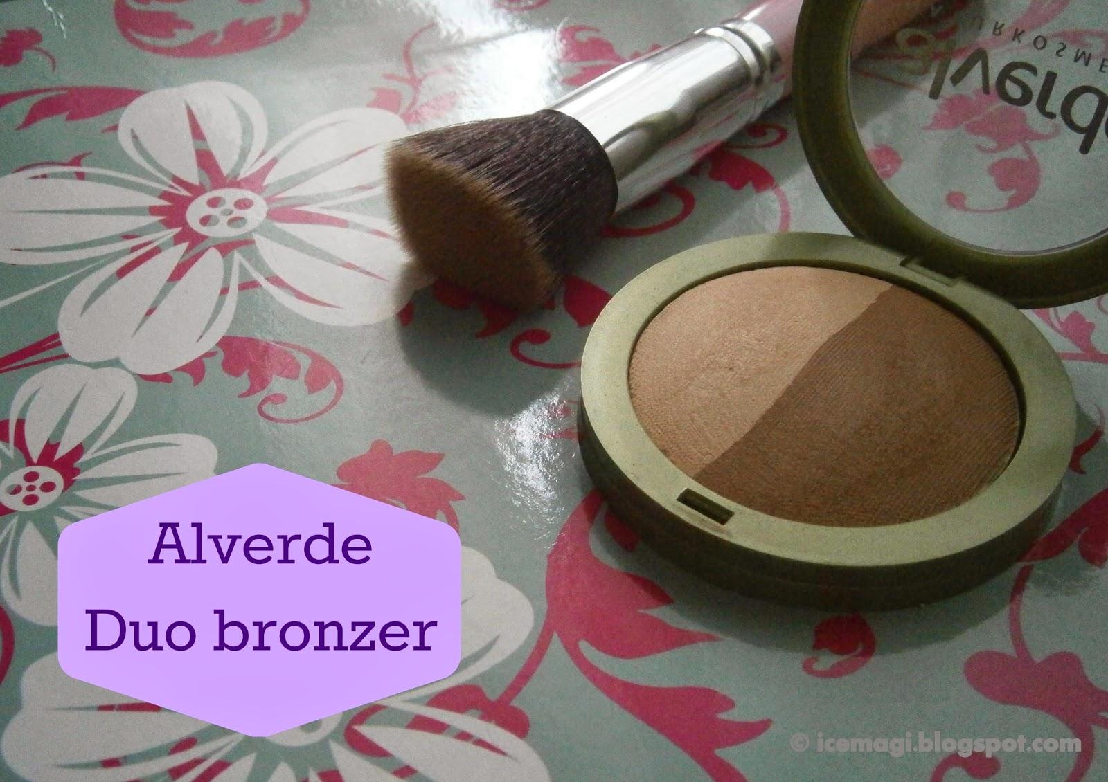 Alverde Duo-bronzer
