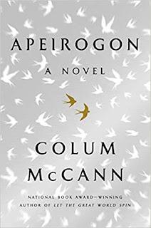 Apeirogon, Colum McCann