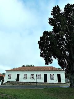 Casa Gomes Jardim e Cipreste Farroupilha, Guaíba