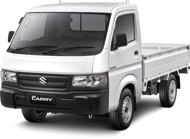 Suzuki New Carry Pick Up Indonesia