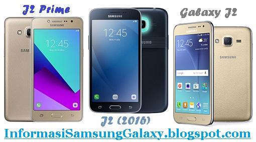 Perbandingan Galaxy J2 Prime vs Galaxy J2 (2016) vs Galaxy J2