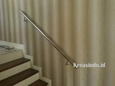 Kelebihan Handrail Tangga Stainless Untuk Rumah Terlihat Lebih Elegan Dan Modern
