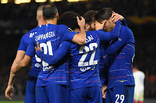 Watch Chelsea vs PAOK live Streaming Today 29-11-2018 UEFA Europa League