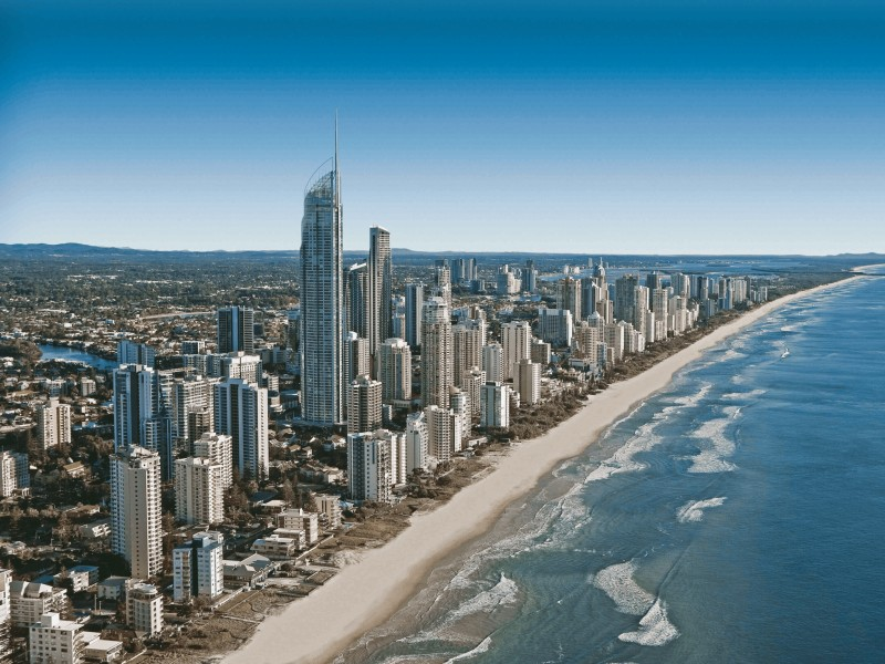 Download High-rises at Coast of Australia HD wallpaper. Click Visit page Button for More Images.