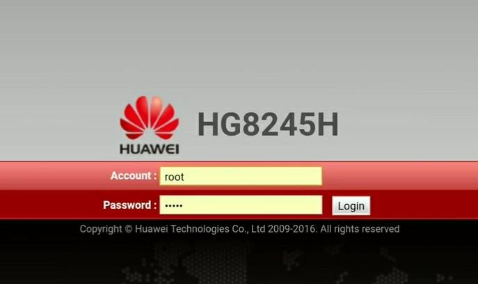 192.168.l.254 Ganti Password WIFI Indihome