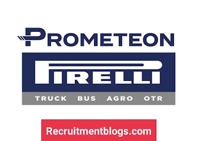 Prometeon ex.Pirelli Virtual Summer Training 2021