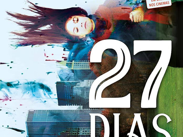 Resenha: 27 dias - Alison Gervais