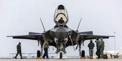 F-35 Stealth Fighter Jet