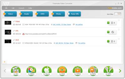 Freemake Video Converter Key v4.1.11.97