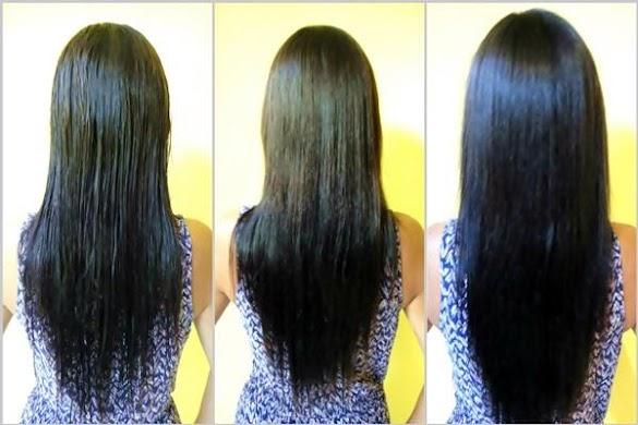 Cara Smoothing Rambut Sendiri Dalam 7 Langkah