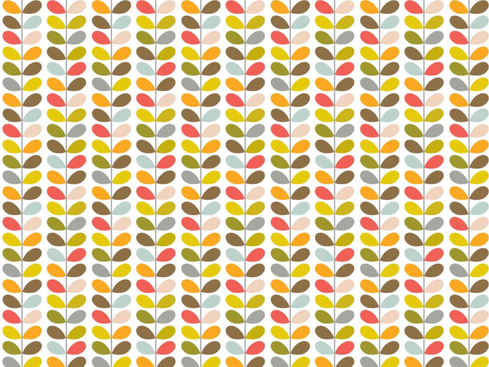 Fall Lilly Pulitzer Wallpaper Forty Weeks Freebie Orla Kiely Inspired Multi Stem Pattern