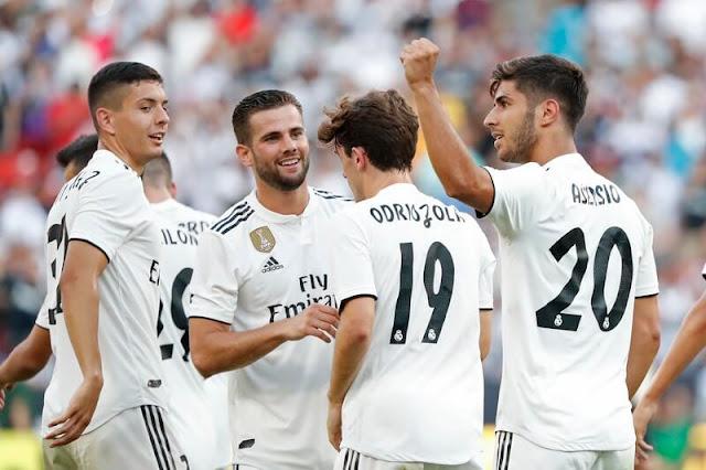 Xavi Yakin RealMadrid Akan Bangkit Lagi Meski Tanpa Ronaldo