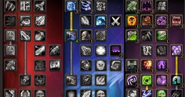 Wow Best Pvp Pve Talent Leveling Guide Pvp Unholy Dk Talent Build Glyphs Guide Wotlk 3 3 5