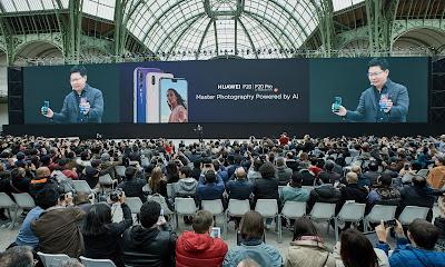 مجموعة أعمال هواوي كونسيومر لأجهزة المستهلك تعلن نتائجها المالية للعام 2017