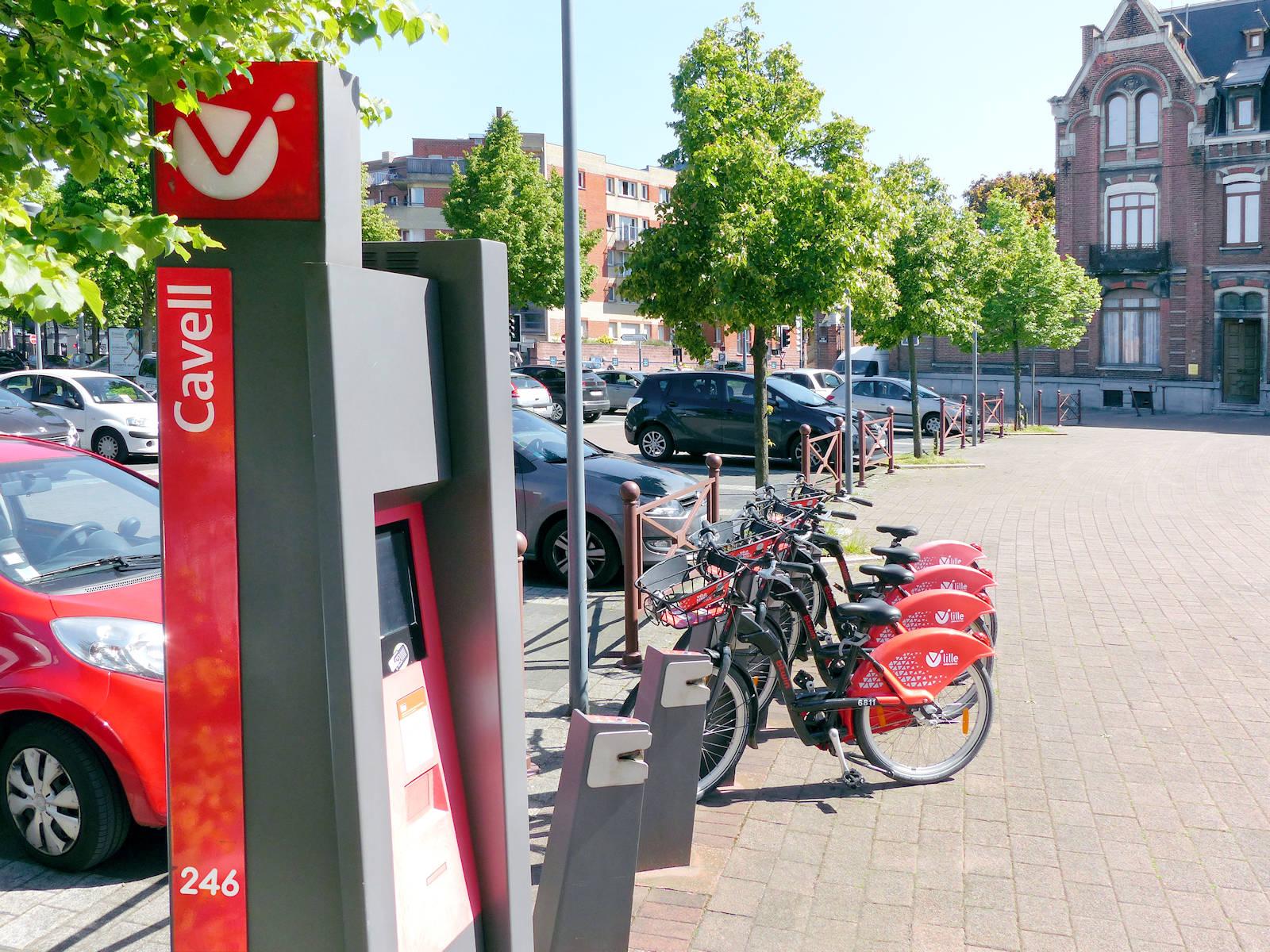 Tourcoing - Station V'Lille Cavell
