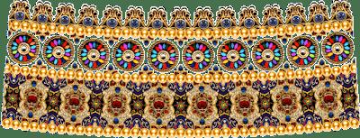 Textile-border-design