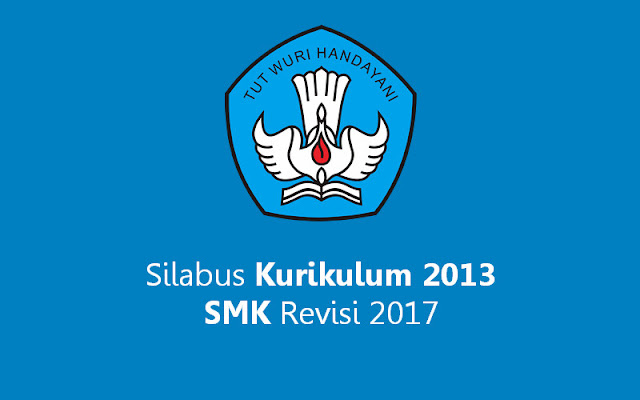 Silabus Kurikulum 2013 SMK Revisi 2017