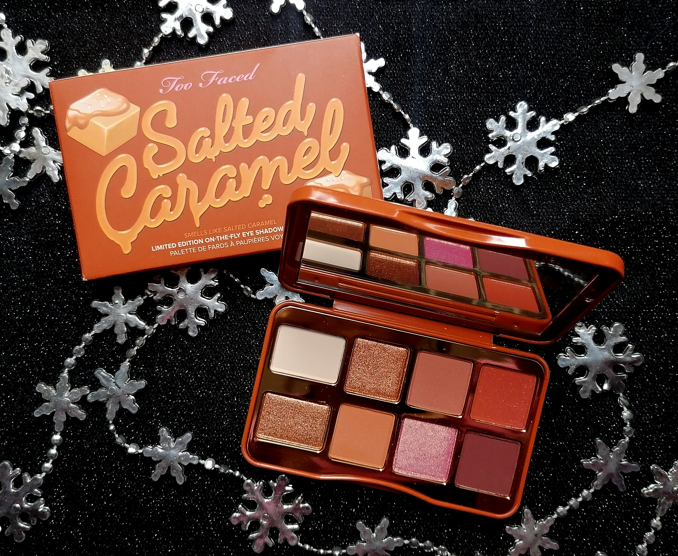 Too Faced Salted Caramel (Noël 2020)
