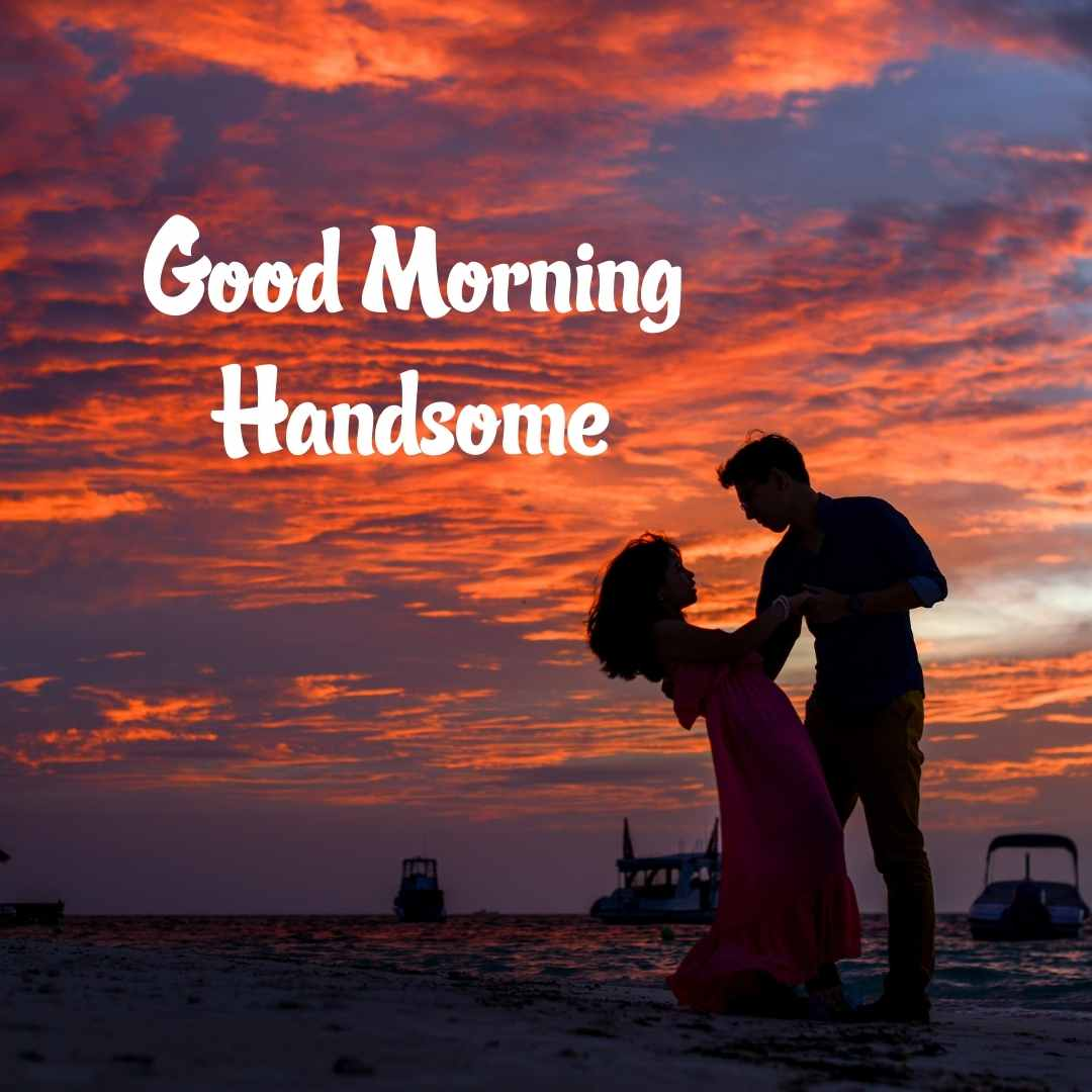 sweet good morning images for husband