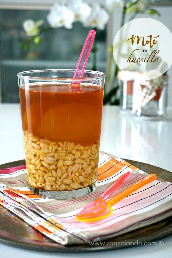 Mote con huesillo bevanda tipica cilena mangia e bevi ricetta facile drink wheat and peach chilean drink recipe