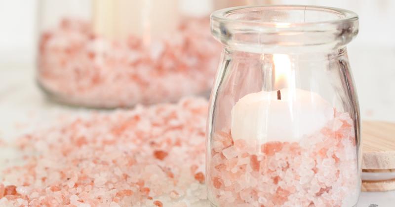 how to make homemade aromatherapy bath salts