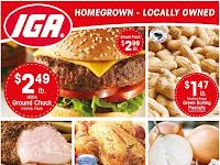 IGA Weekly Circular September 23 - 29, 2020