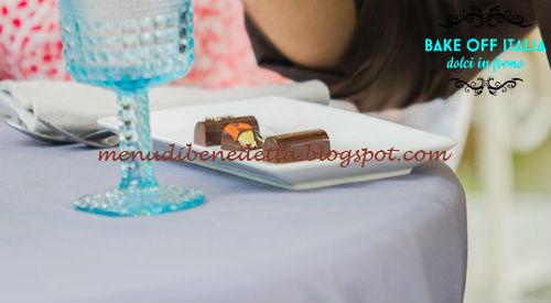 Cioccolatini di Pollock ricetta Knam da Bake Off Italia 4